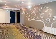 отель Tallink Express Hotel: Коридор