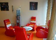 отель Radisson Blu hotel Elizabete: Комната отдыха