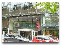 отель Radisson Blu hotel Elizabete: Фасад отеля