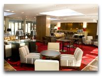 отель Radisson Blu hotel Elizabete: Ресторан