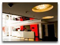 отель Radisson Blu hotel Elizabete: Решепшен