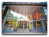отель Radisson Blu hotel Elizabete: Вход в отель