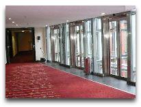 отель Radisson Blu hotel Elizabete: Интерьер отеля