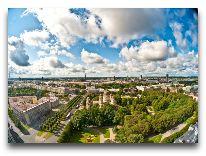 отель Radisson Blu Hotel Latvija: Вид из окон