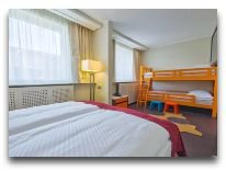 отель Radisson Blu Hotel Latvija: Family room