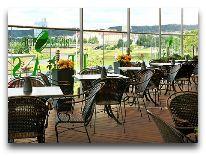 отель Radisson Blu Hotel Lietuva: Ресторан Riverside