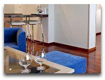 отель Radisson Blu Hotel Lietuva: Номер Suite