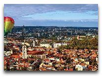 отель Radisson Blu Hotel Lietuva: Вид из окон отеля