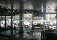 отель Radisson Blu Hotel Olympia: Место для курение в отеле