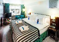 отель Radisson Blu Hotel Olympia: Номер Suite Изумруд