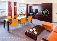 отель Radisson Blu Hotel Olympia: Номер Suite Топаз