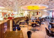 отель Radisson Blu Hotel Olympia: Кафе Boulevar