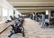 отель Radisson Blu Hotel Olympia: Тренажерный зал