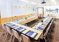 отель Radisson Blu Hotel Olympia: Конференц зал Epsilon
