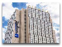 отель Radisson Blu Hotel Olympia: Отель