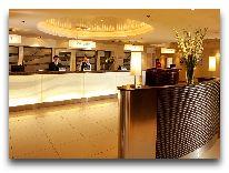 отель Radisson Blu Hotel Olympia: Ресепшен