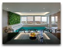 отель Radisson Blu Hotel Olympia: Индивидуальная сауна