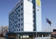 отель Park Inn Hotel Klaipeda: Фасад отеля
