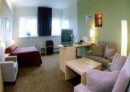 отель Park Inn Hotel Klaipeda: Двухместый номер