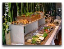 отель Park Inn Hotel Klaipeda: Завтрак в отеле