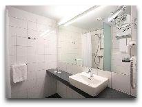 отель Park Inn by Radisson Kaunas: Ванная комната
