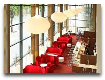 отель Park Inn by Radisson Kaunas: Ginger bar