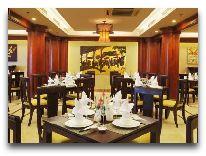 отель Rex Hotel: Ресторан Cung Dinh