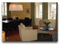 отель Rica Hotel Kungsgatan: Номер люкс