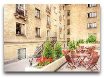 отель Riga: Летняя терраса