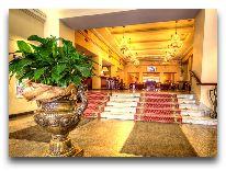 отель Riga: lobby