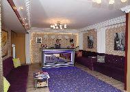 отель Rigs Hotel: Ресепшн