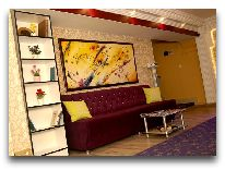 отель Rigs Hotel: Холл