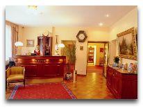 отель Rinno: Холл отеля