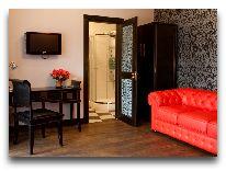 отель Комплекс отдыха Riterio Krantas: Уголок отдыха