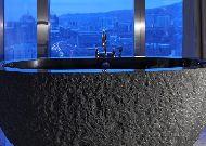 отель Ritz-Carlton Almaty: Ванная