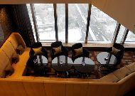 отель Ritz-Carlton Almaty: Лобби -Лаундже Sky