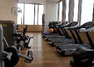отель Ritz-Carlton Almaty: Фитнес зал