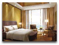 отель Ritz-Carlton Almaty: Номер Club Suite