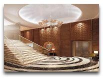 отель Ritz-Carlton Almaty: Лестница