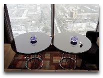 отель Ritz-Carlton Almaty: Уголок для отдыха
