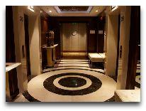 отель Ritz-Carlton Almaty: Коридор