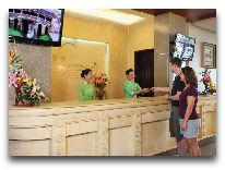 отель River Beach Resort Hotel: Reception