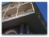 отель River Side Hotel: Фасад отеля