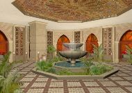 отель Rixos Almaty: Холл