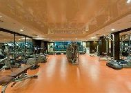 отель Rixos Almaty: Тренажерный зал