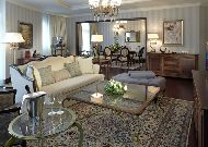 отель Rixos Almaty: Номер Executive гостиная