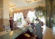 отель Rixos Astana: Ресепшен
