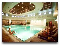 отель Rixos Astana: Бассейн