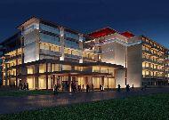 отель Rixos Borjomi: Отель вечером