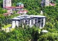 отель Rixos Borjomi: Фасад отеля